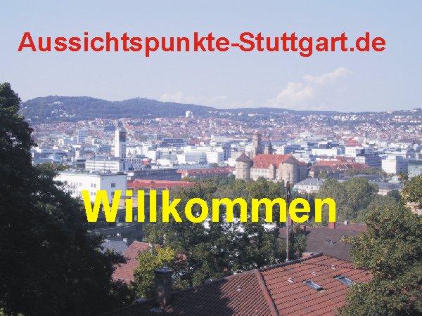 Gästebuch Banner - verlinkt mit http://www.aussichtspunkte-stuttgart.de